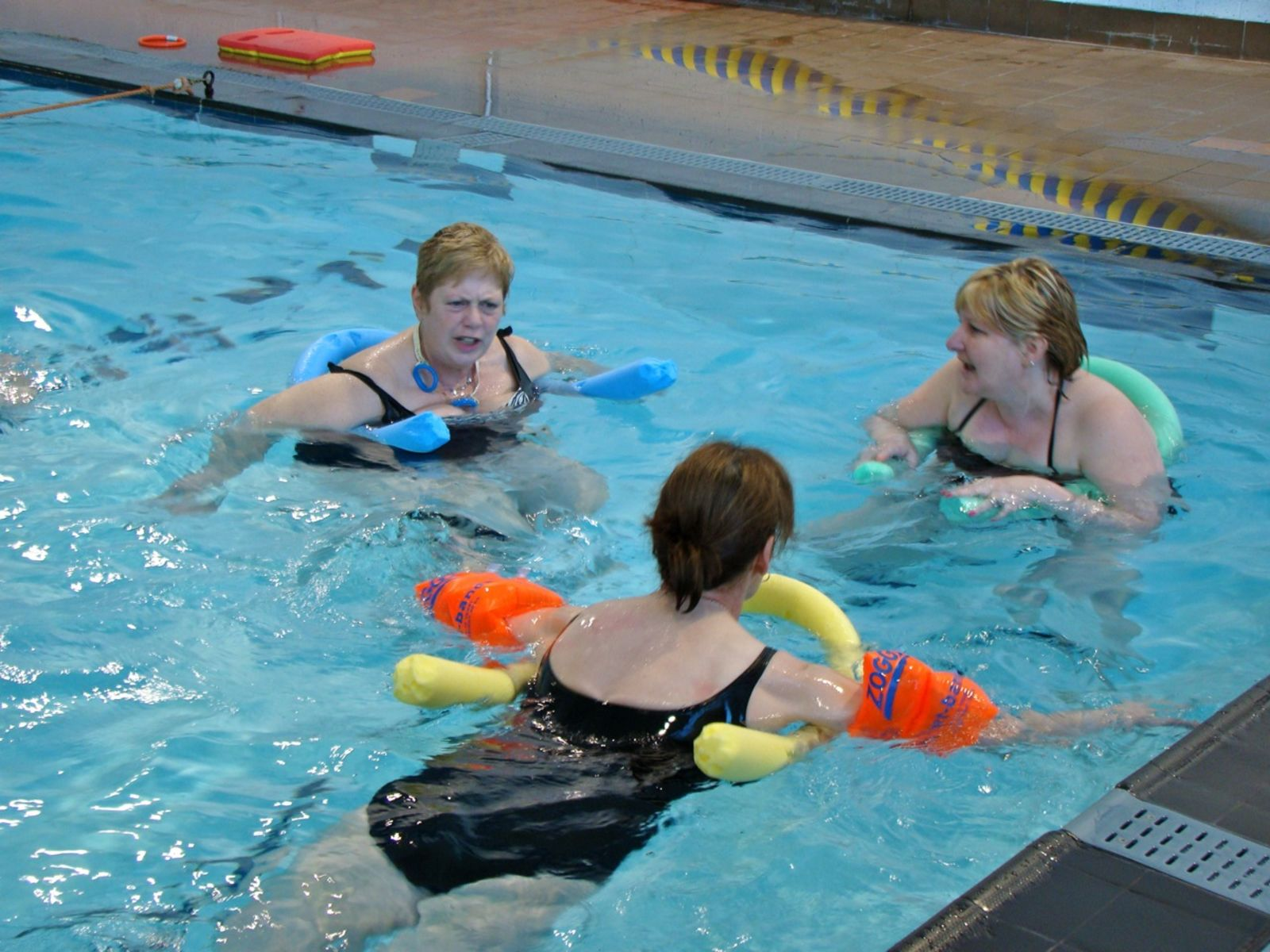 Swimming For Adults With Disabilities Jigsaw Ni